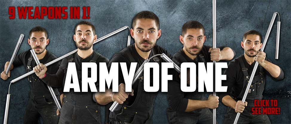 Army Of One : Click Here!