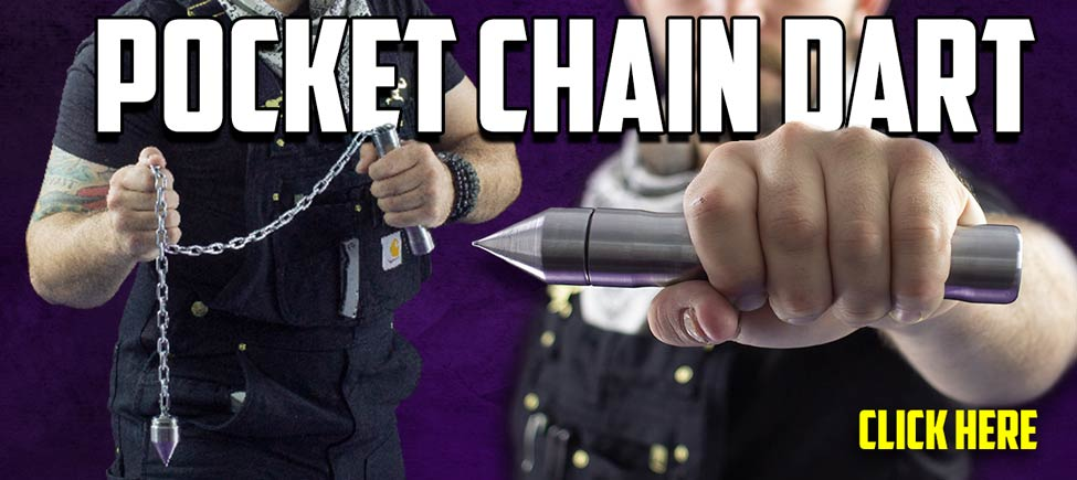 The Pocket Chain Dart for Everyday Carry