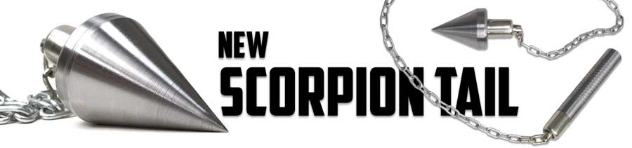 Scorpion Tail. Click Here For More Information
