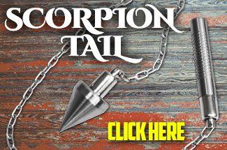 Scorpion Tail. Get Yours Here!